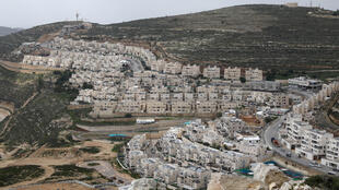 Israeli settlement - West Bank