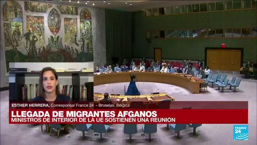 2021-08-31 14:35 Informe desde Bruselas: UE se prepara para una posible ola migratoria desde Afganistán