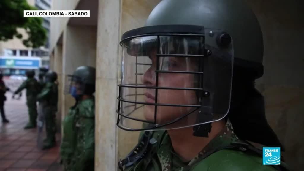 2021-05-30 14:31 Colombia: presidente Duque amplía asistencia militar en varios departamentos del país