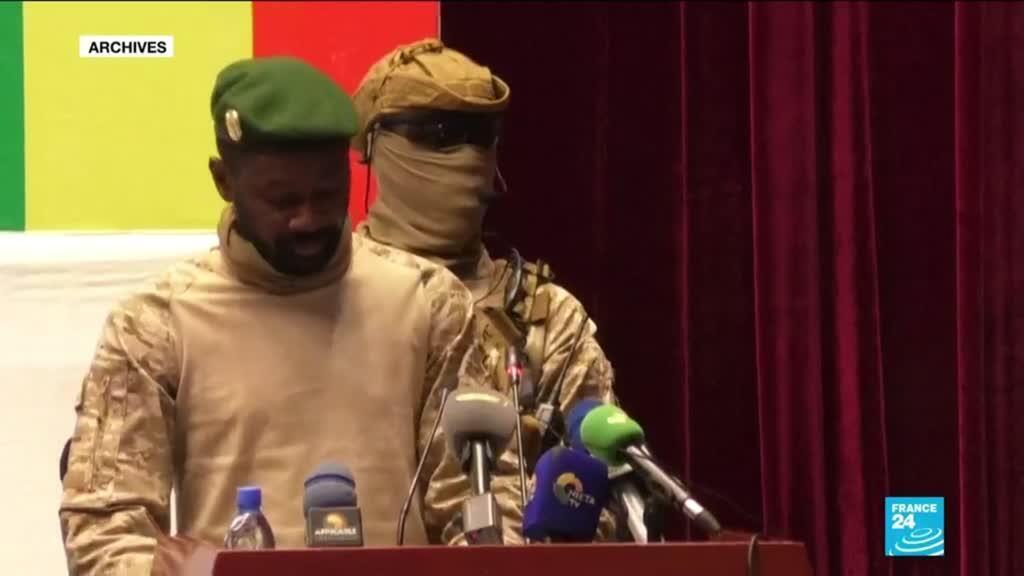 2021-05-27 14:10 Crise politique au Mali : le colonel Goïta bientôt à la tête du pays ?