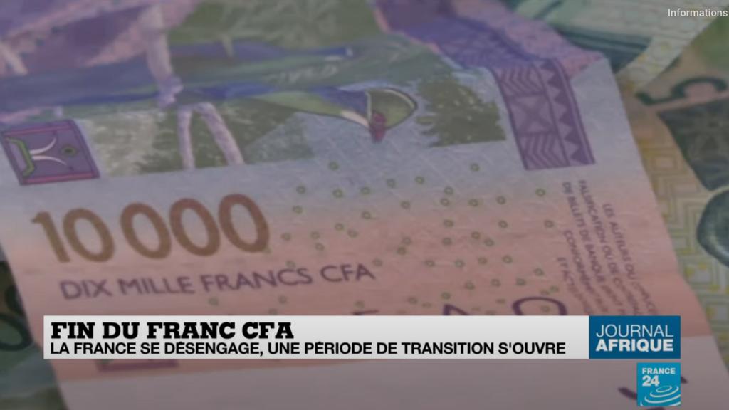 La France avance encore vers la fin du Franc CFA