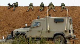 Israël a menacé de représailles si les manifestations devaient continuer à la frontière avec Gaza.