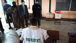 Bénin élection