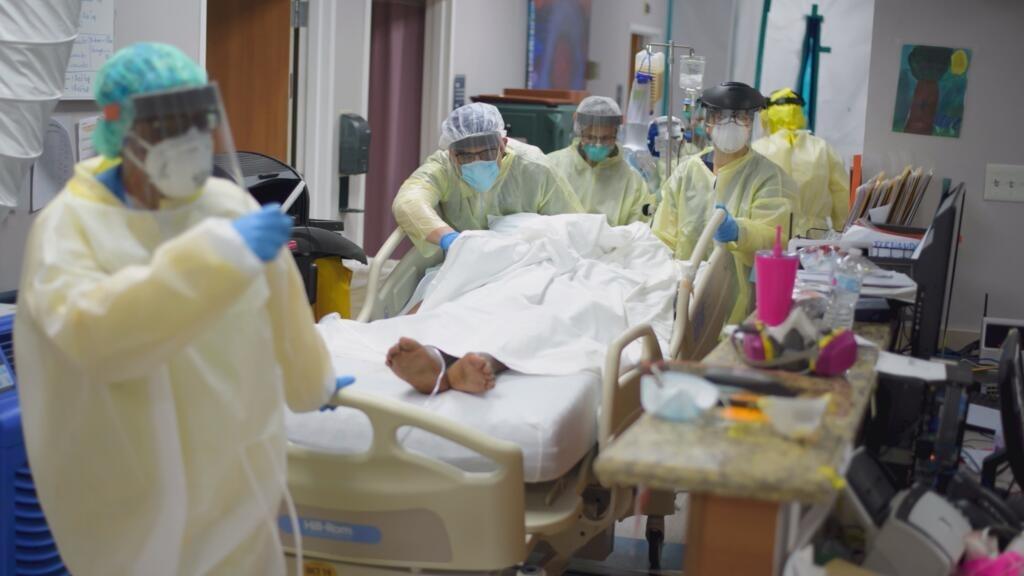 Covid-19 aux États-Unis : l'épidémie hors de contrôle ?