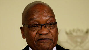 jacob Zuma south africa president pretoria