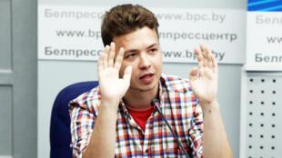 Protassevitch Biélorussie
