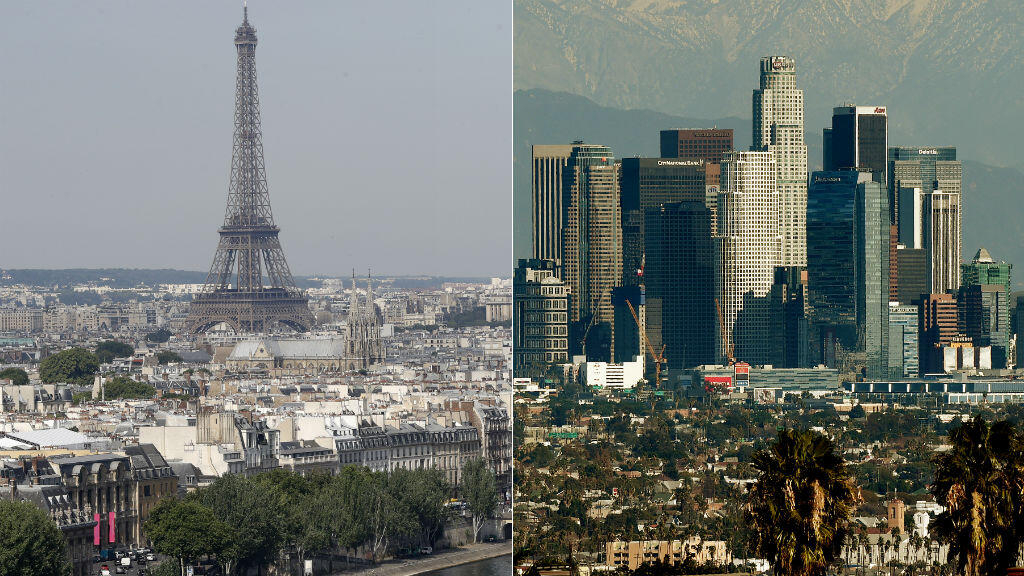 Paris, Los Angeles guaranteed to host 2024 or 2028 Olympic Games