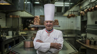 France, Chef Paul BOCUSE