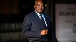 Burkina Faso President Roch Marc Christian Kabore (pictured November 2018).