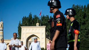 Uighurs mosque China