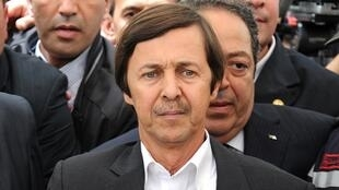 سعيد بوتفليقة، شقيق الرئيس الجزائري السابق عبد العزيز بوتفليقة.
