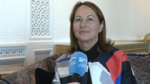 Ségolène Royal est ministre de l'Environnement depuis février 2016.