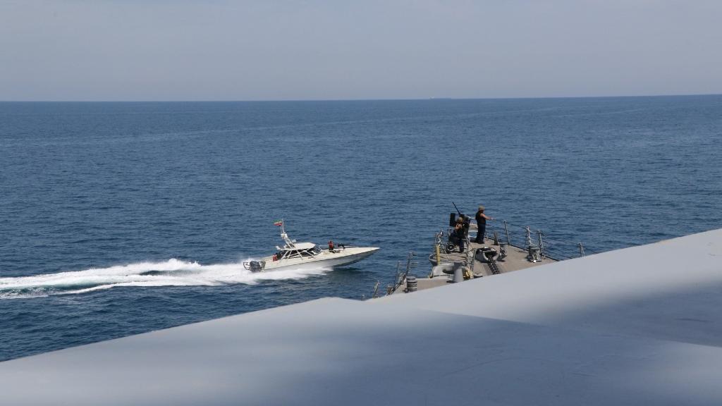 Donald Trump había calificado los movimientos militares de enero como el fin del avance militar de Irán.