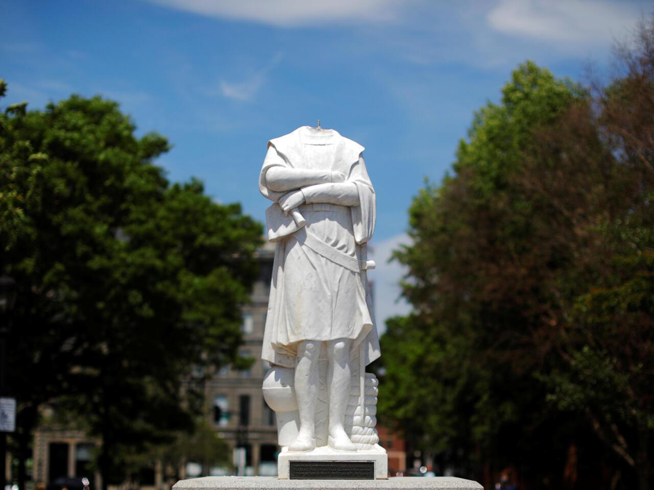 Rebelión contra las estatuas: los símbolos que suscitan choques en todo el mundo