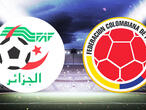 Football : Algérie - Colombie, suivez le match en direct