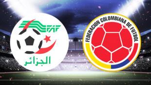 Qui de l'Algérie ou de la Colombie s'imposera, mardi soir, à Lille?