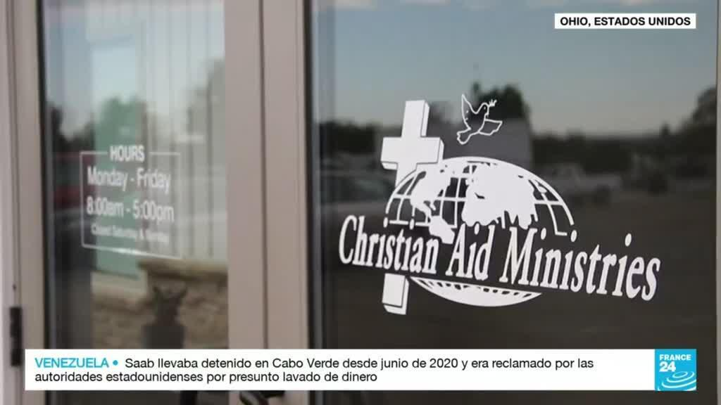 2021-10-18 01:37 Una pandilla secuestró en Haití a 17 personas que participaban de una misión religiosa