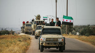 Les rebelles contrôlent plusieurs territoires dans le nord-est de la Syrie.