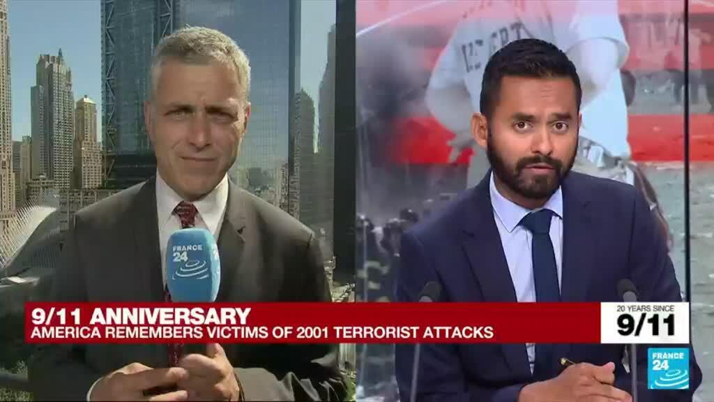 2021-09-11 17:04 'A solemn ceremony': America remembers victims of 2001 terrorist attacks