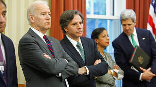 Joe Biden Antony blinken john kerry