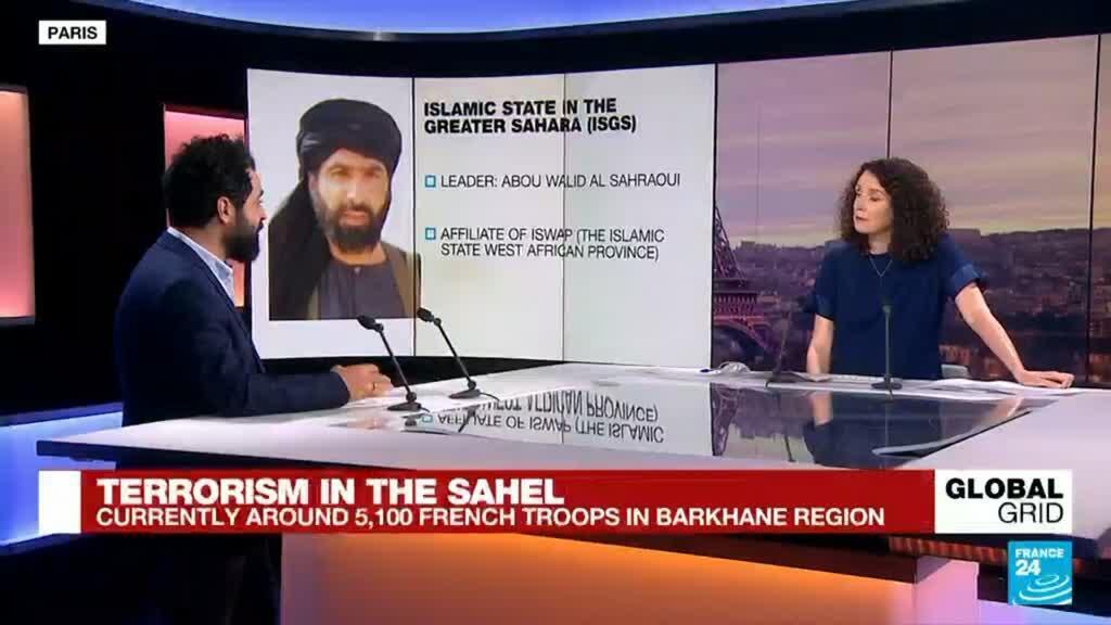 2021-09-16 09:42 France calls killing of Islamic State leader big victory