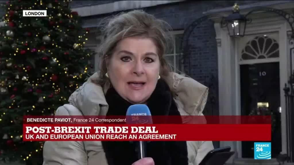 2020-12-24 16:23 UK parliament to vote on post-Brexit trade deal on Dec. 30