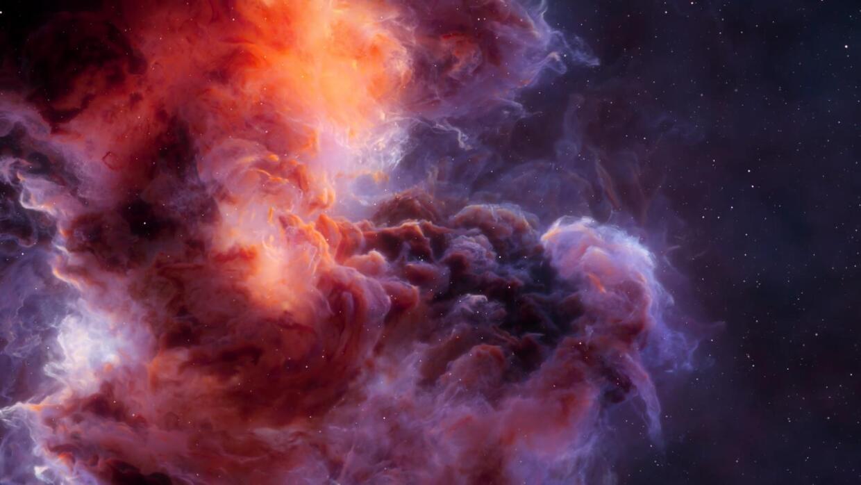 هل من الفضاء خُلق كل شيء حي؟
