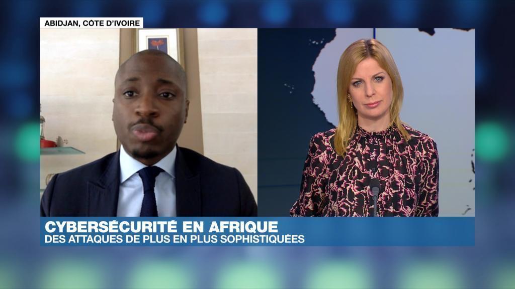 Franck Kié, invité d'Afrique Hebdo