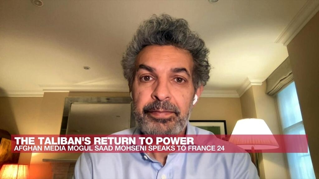 , The Interview – Afghan media mogul Saad Mohseni: 'We have to engage with the Taliban',