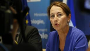 La ministre française de l'Écologie, Ségolène Royal.