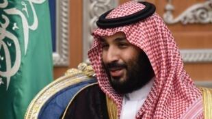 الأمير محمد بن سلمان في نيسان/أبريل 2018.