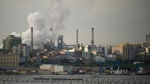 Italy's Five Star Movement had promised to close the polluted steelworks in Taranto in southern Italy, but in government they had to accept its takeover by steel giant ArcelorMittal
