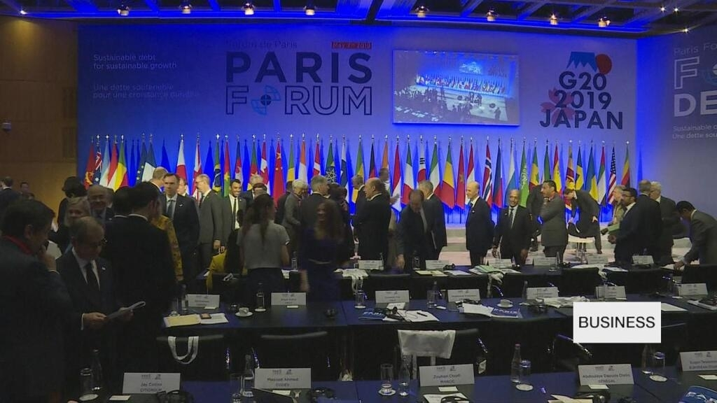 EU, IMF warn trade war could affect global growth - Business
