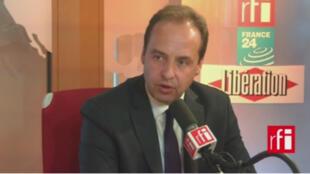 Jean-Christophe Lagarde, député de Seine-Saint-Denis et président de l'UDI.