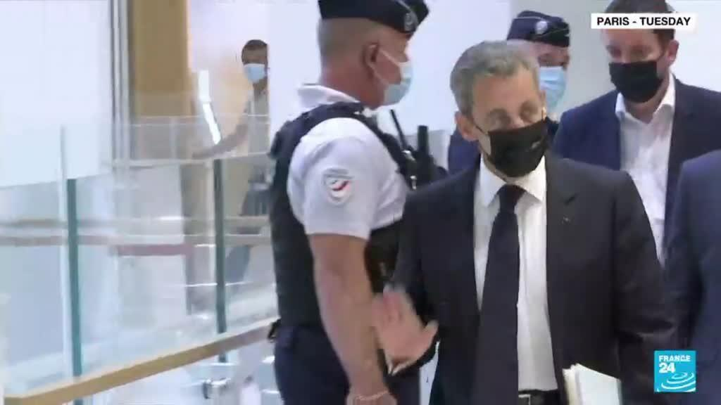 2021-06-17 20:07 French prosecutors seek 6-month jail term for Sarkozy