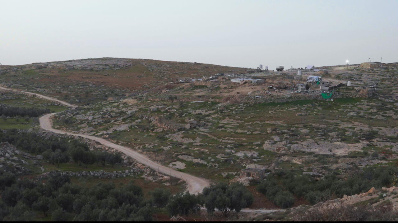Reporters - In the West Bank hills of Hebron, two worlds live uneasily side by side