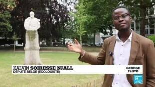 2020-06-11 08:04 Belgique : retirer ou contextualiser les symboles du passé colonial ?