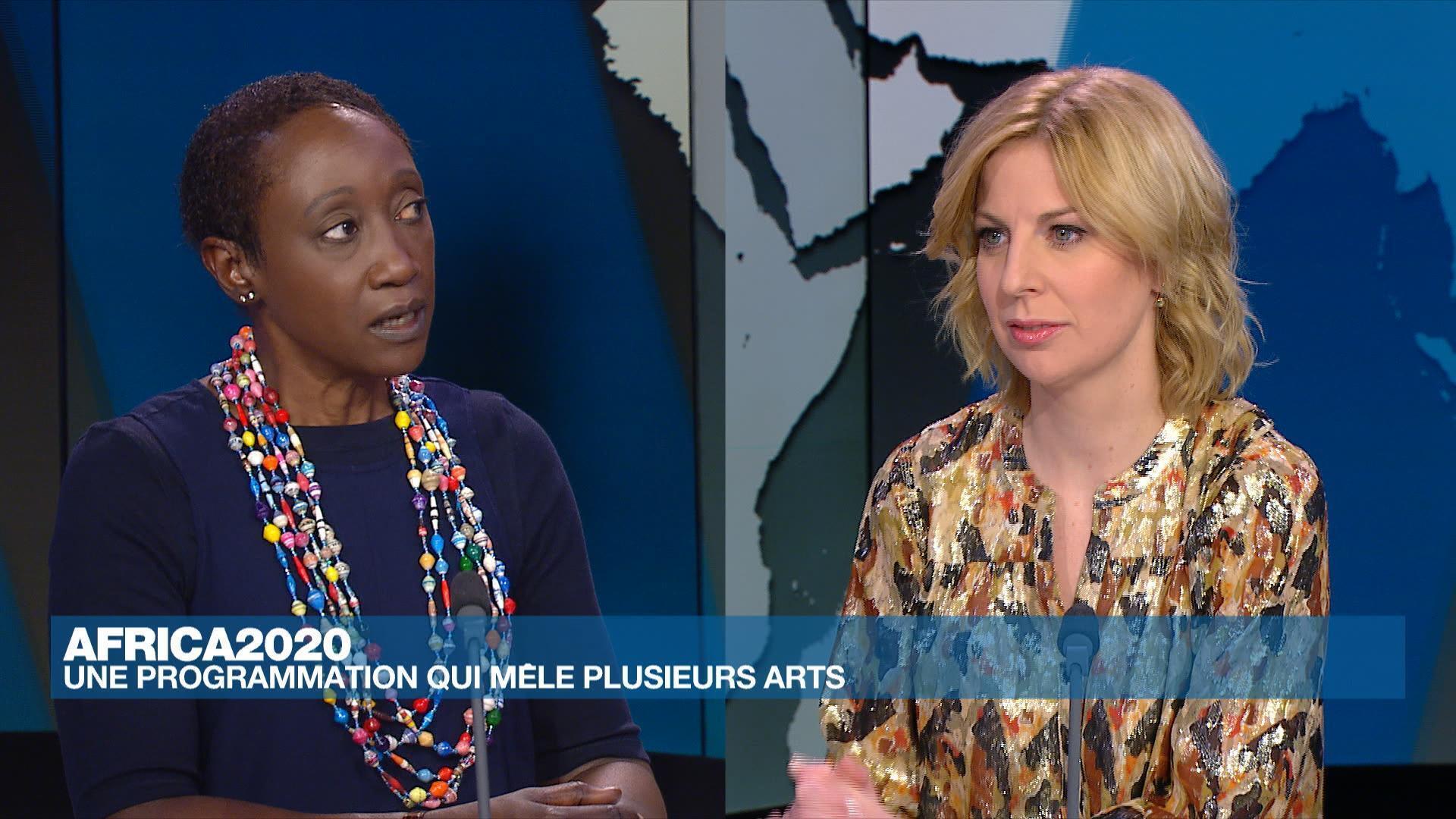 N'Goné Fall, invitée d'Afrique Hebdo