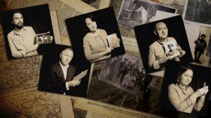 Plusieurs journalistes de France 24 nous racontent l'histoire de leurs aïeux au cours de la bataille de la Somme.
