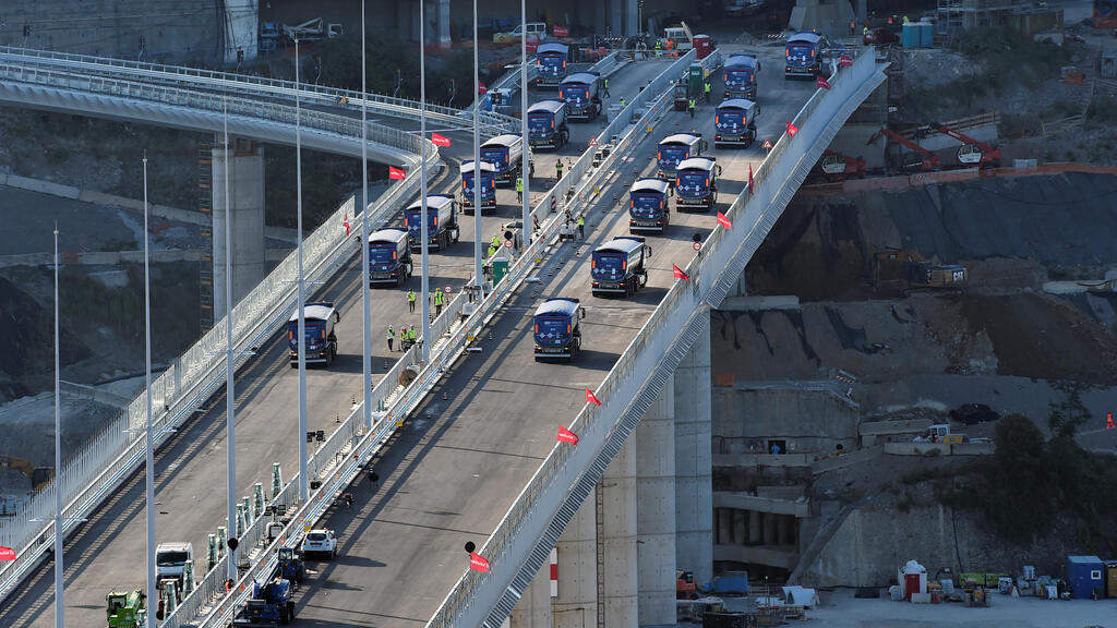 Italy to inaugurate new Genoa bridge two years after deadly collapse
