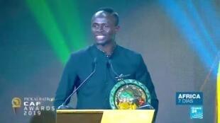 Sadio Mané, el senegalés que logró ganar el balón de oro en África