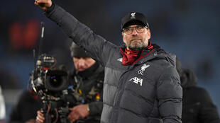 Jurgen Klopp's Liverpool are on the verge of the Premier League title