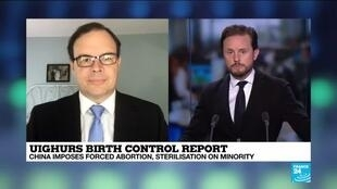2020-06-30 17:01 Researcher defends Chinese Uighur birth control report