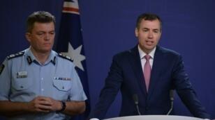 """وزير العدل الأسترالي مايكل كينان يتحدث عن الـ""""مؤامرة الإرهابية"""" التي كانت تستهدف وسط ملبورن"""