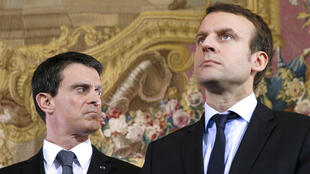 Manuel Valls a officiellement annoncé, mercredi 29 mars 2017, qu'il voterait pour Emmanuel Macron à l'élection présidentielle.