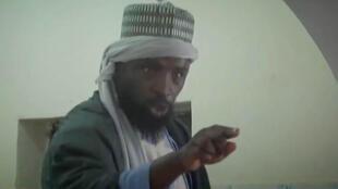 Le chef de Boko Haram Abubakar Shekau s'est exprimé dimanche dans un message audio.