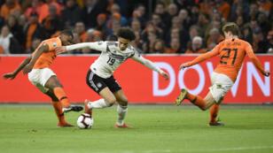 L'Allemagne a remporté son duel de prestige face aux Pays-Bas, le 24 mars 2019.