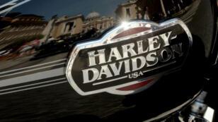 Les mythiques motos Harley-Davidson pourraient être visées par des mesures de rétorsion de l'Union européenne.