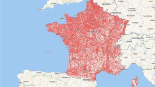 Sur le site monreseaumobile.fr, vous pouvez consulter la couverture réseau de votre ville.