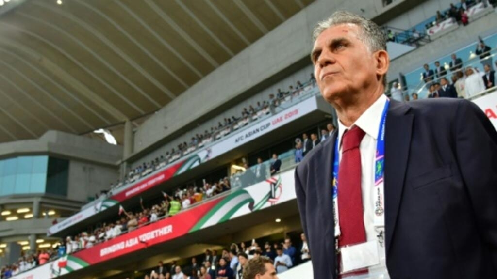 I did it my way' sings Iran's Queiroz to end his reign